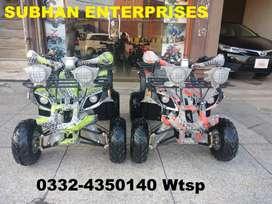 Deba Pack 125cc Atv Quad 4 Wheels Bike Deliver In All Pakistan