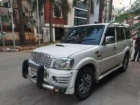 Mahindra Scorpio 2002-2013 VLX Airbag, 2008, Diesel