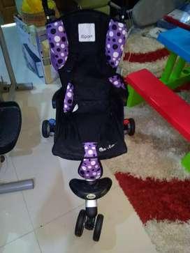 Jual Stroller bayi second Cocolatte iSport