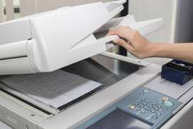 Photocopier @ 80 paise above 100 pages.