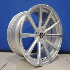 velg racing mercy HSR ring 19x8-9 hole5x112 et 45-40