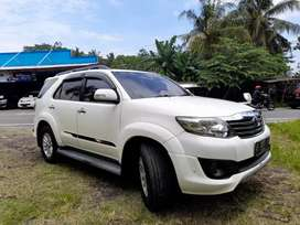 Toyota Fortuner G Trd Sportivo Automatic th 2011