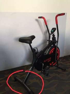 Dua fungsi PLATINUm bike.. baruu