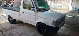 Toyota Kijang pick up 1994 warna putih