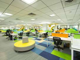 A-Grade Fully Furnished Office for Lease on Noida Expressway