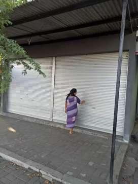 Disewakan/dijual bangunan kios/warung