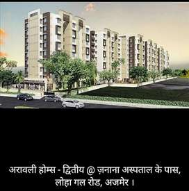 2 Bhk Flat with many gift on Navaratra, don't miss this chance.