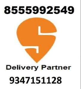 Wanted Swiggy delivery partners in across hyderabad