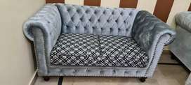Brand new Chesterfield sofa set