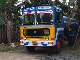 Ashok leyland tanker