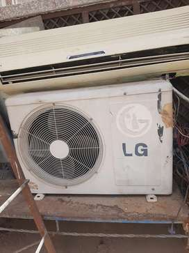 Lg air conditioning split modle