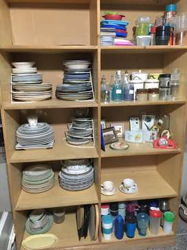 UK imported Crockery and Cutlery