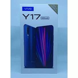 Vivo y17 new  ram 4gb per 128gb