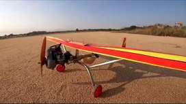 Remote control 50cc petrol engine Rc plane