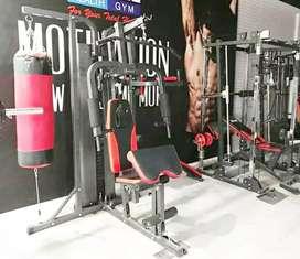 Alat olahraga home gym kokoh anti gores ready 11