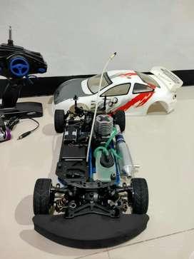 Rc engine Acociated ntc3 2speed