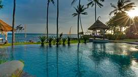 Beachfront villa Cemagi 7-bedrooms Canggu Mr. Hend