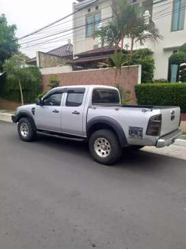 Ford ranger doubel cabin 4x4 th 2011 istimewa