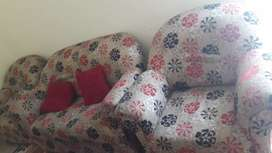 Big zide sofa 7 seater set for sale