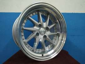 TIAKUR Ring.15X8-9 Hole.4x100 ET30-25 SML,