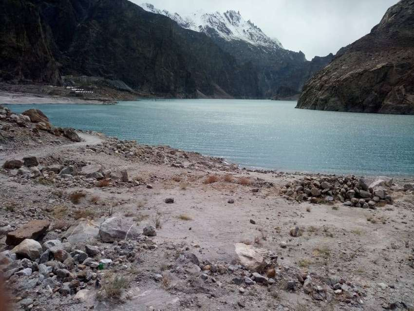 Attabad Lake Hunza land for Sale 0