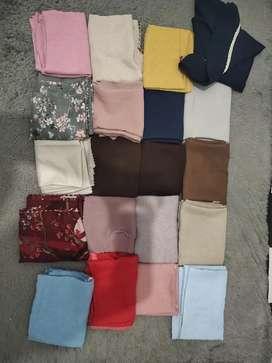 Hijab segi empat murah pwoll