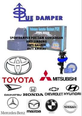 Ingin damper yang hemat dan berkualitas ya bluedamper