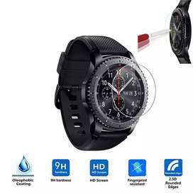 Tempered Glass Screen Protector For Samsung Gear S3 frontier/ Classic