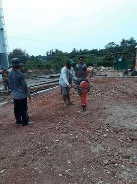 Sewa stamper pemadat lahan Ciapus Ciomas Rahayu Kota Batu Laladon