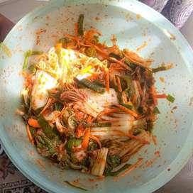 Kimchi Homemade Makanan Sehat Korea