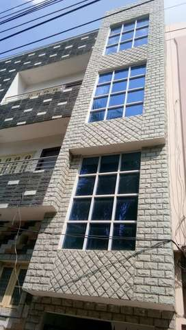 G+2 building with rental income