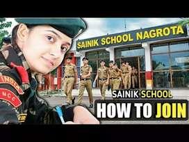 Preparation for sainik school