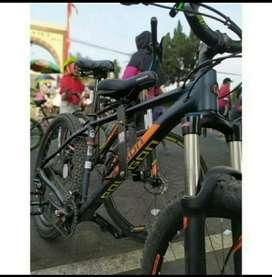 Boncengan Sepeda Anak MTB