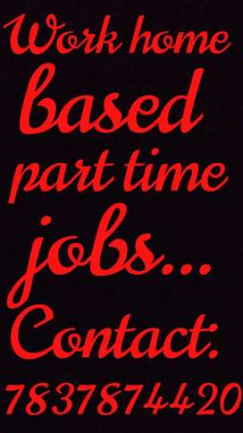 A weekly paymnt available home based part time typing data entry job