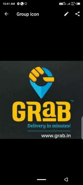 Grab market service