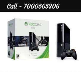 Xbox 360 500gb with kinect, 2 controller etc