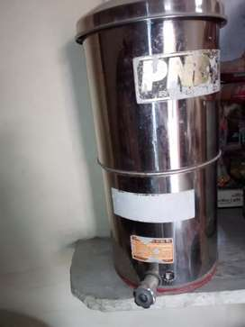 Steel water filter PNB company