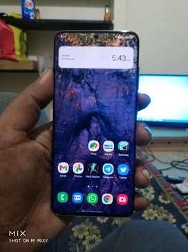 Samsung S20 - 128 GB, Gray
