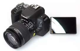 Canon 200d available for rent