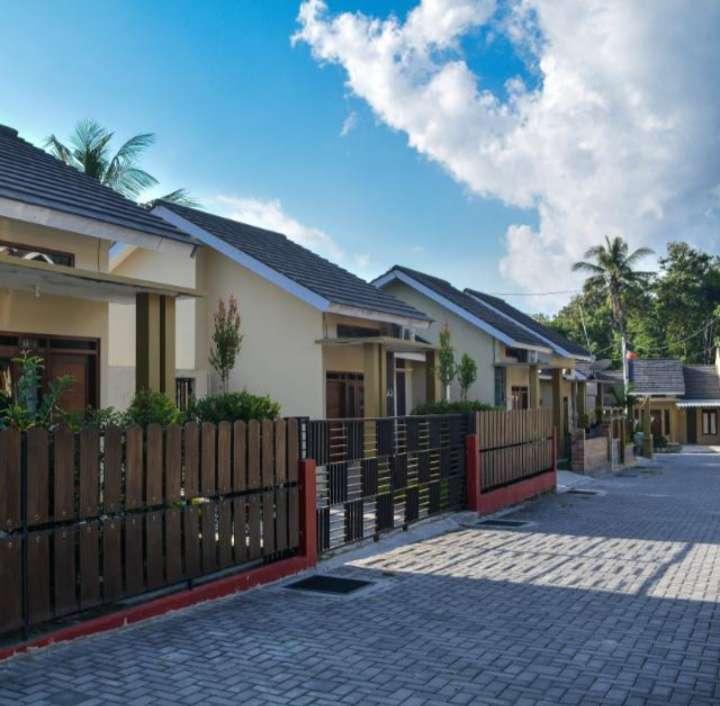 Rumah Baru Minimalis Murah dkt Fasum Bangunjiwo & Kampus UMY 0