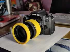Canon 77D good Condition