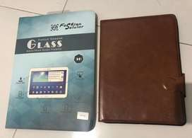 Leather Case for ipad air 2 free TG