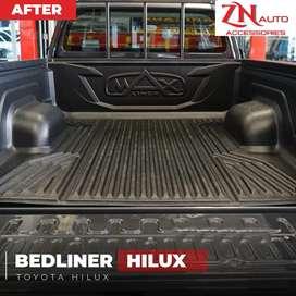 BED LINER HILUX DOUBLE CABIN HILUX COLORADO RANGER DMAX TRITON DCABIN