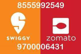 Zomoto Swiggy Join Delivery Jobs Joining Bonus HYD