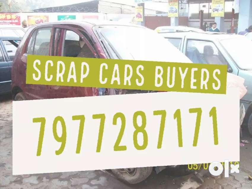BUYERS OF SCRAP CARS OLD CARS BUYERS 0