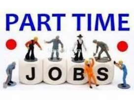 We are providing the best part time work for everyone.