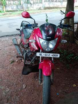 2013 glamour bike for sale