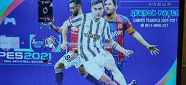 Jasa isi game PS 3 & 4. Pes 2021 update