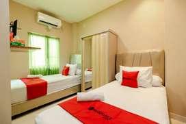 Hotel Nyaman tapi Murah , mulai Dari 100ribuan