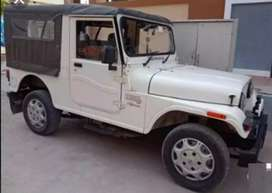 Mahindera turbo modified jeep